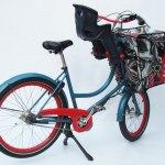 Bicicapace cargo bike elettrica