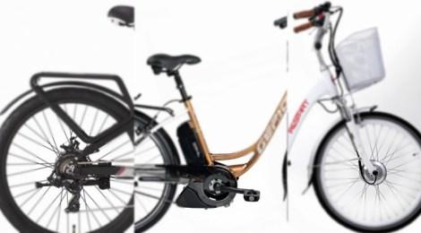 Motore bicicletta a pedalata assistita