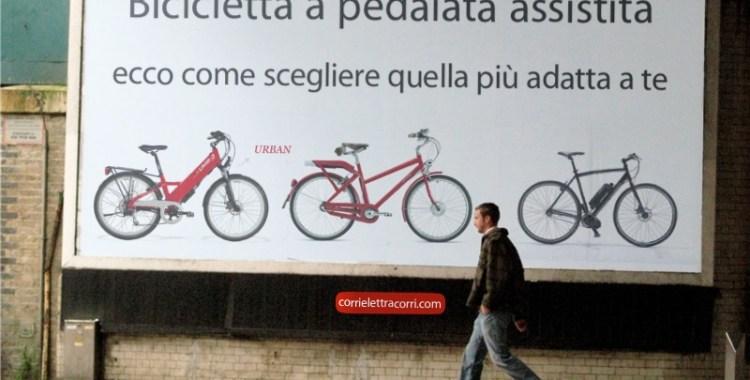 come scegliere la bicicletta a pedalata assistita