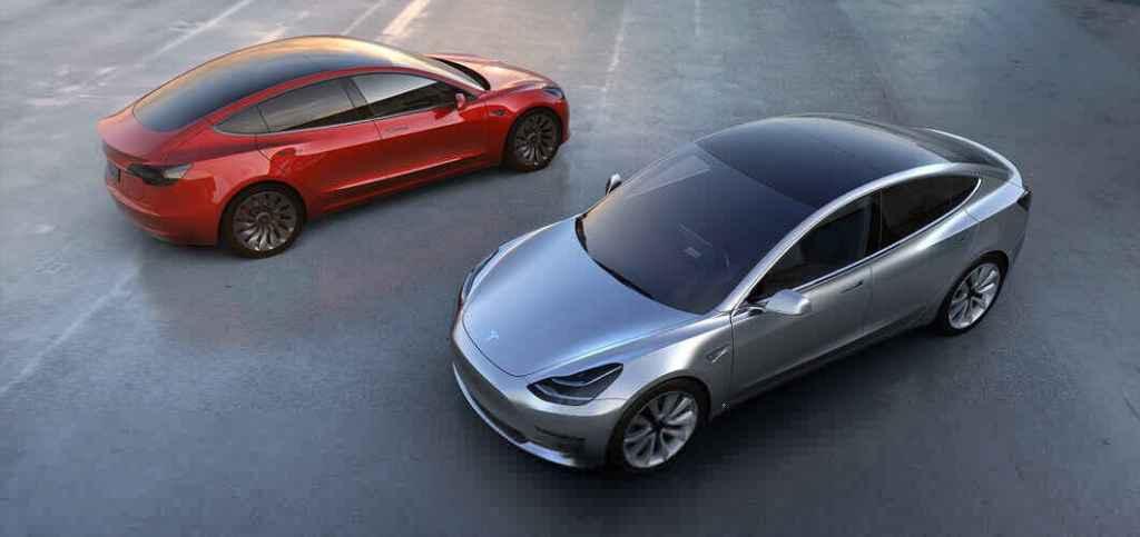 Tesla Model 3 Italia