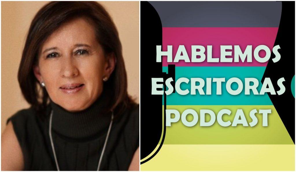 Adriana Pacheco, Hablemos Escritoras Podcast