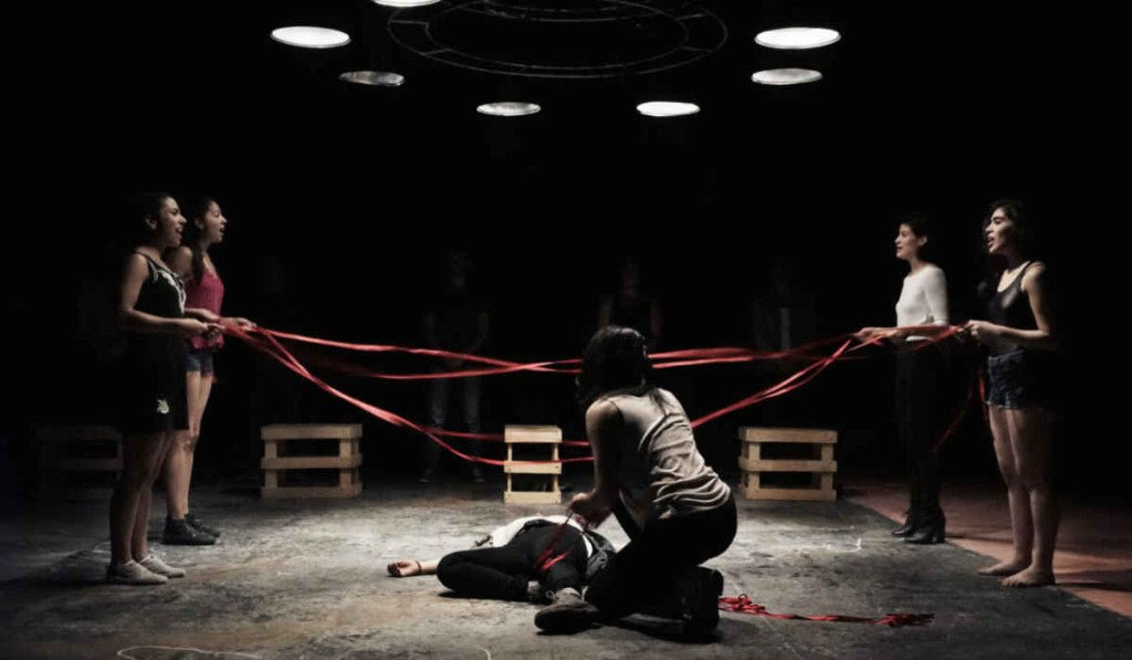 obras de teatro mexicano en la pandemia