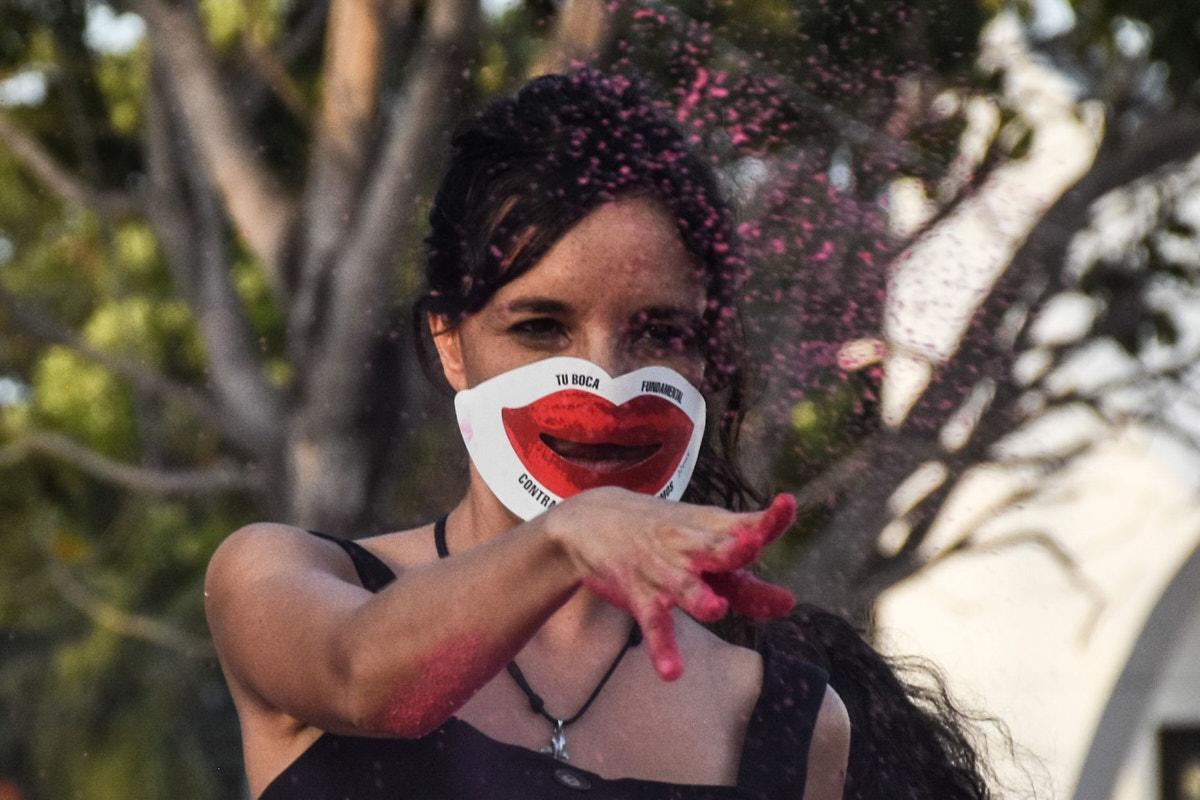 Día naranja contra la violencia de género