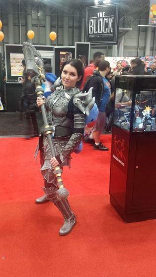 New York ComicCon 2014 - 14