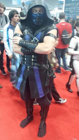 New York ComicCon 2014 - 19