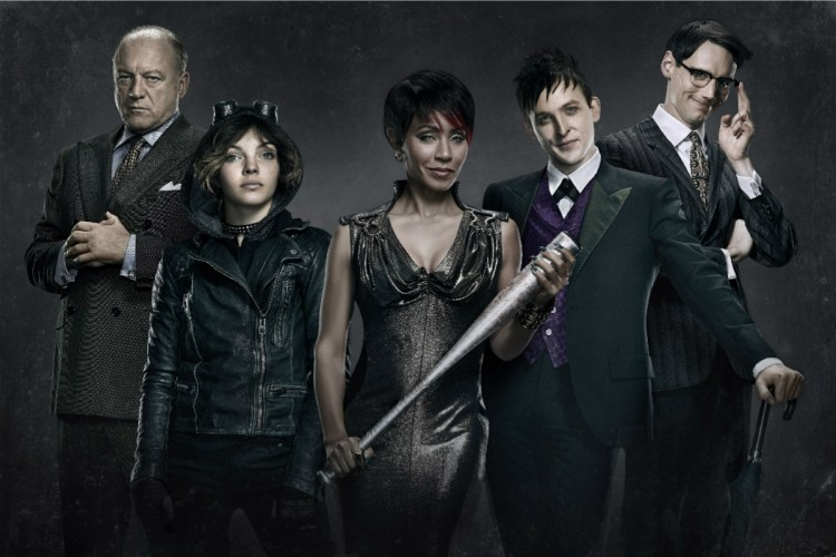 Gotham Epsiode #14 – The Fearsome Dr. Crane