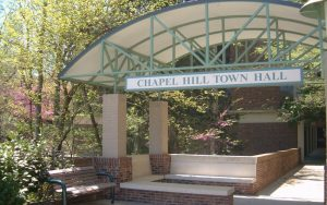 Chapel Hill Townhall
