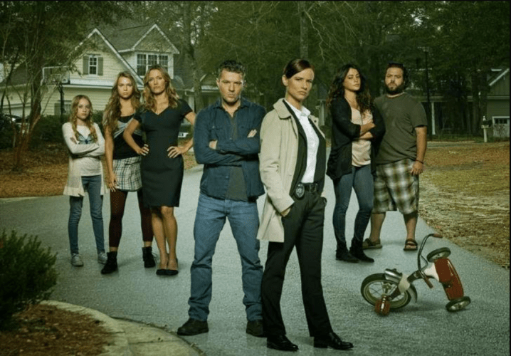 Secrets and Lies: Recap Season. 1 Episodes #1 The Trail and #2 The Father