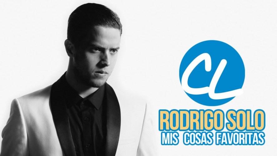 "Rodrigo Solo ""My Favorite Things"""