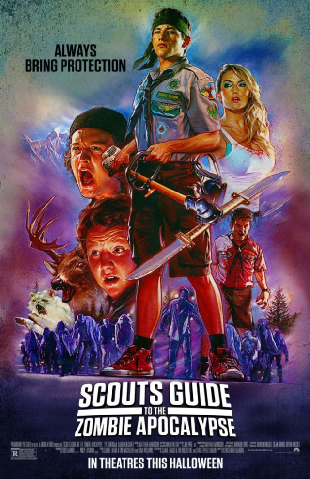 Scouts Guide Poster202
