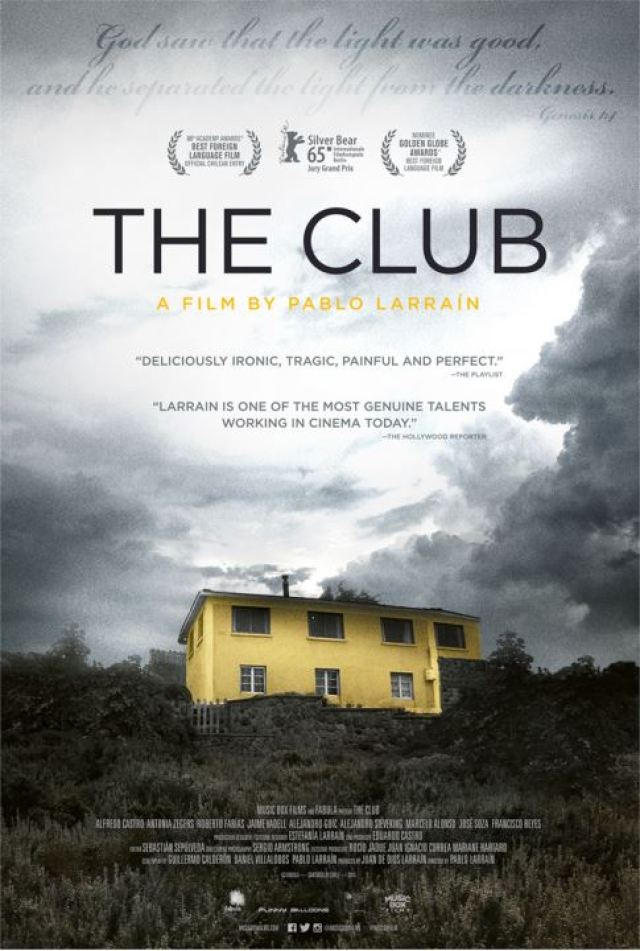 The Club OneSheet