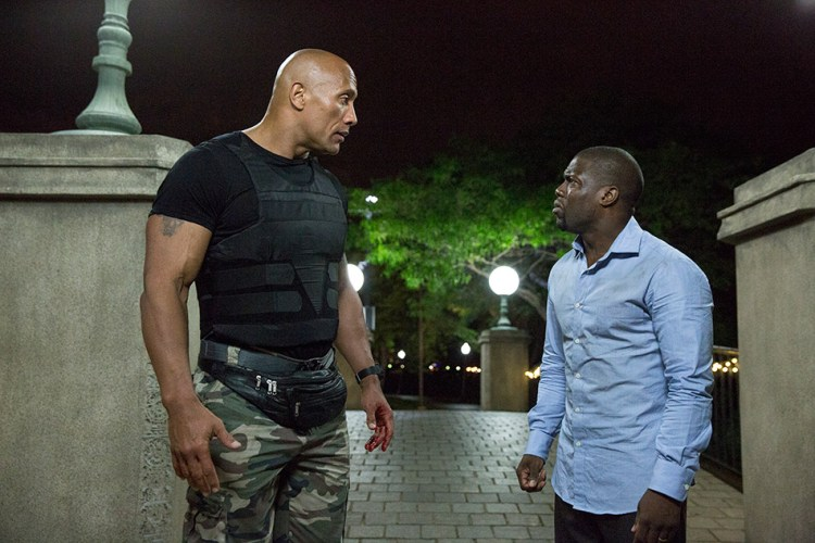 CENTRAL INTELLIGENCE | Movie Review