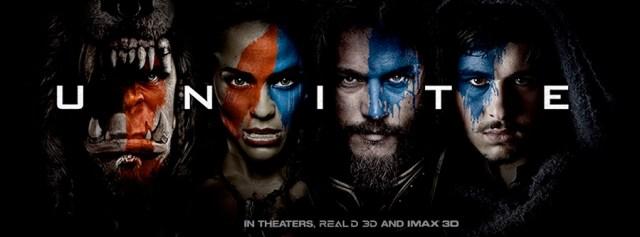 Warcraft Unite Banner