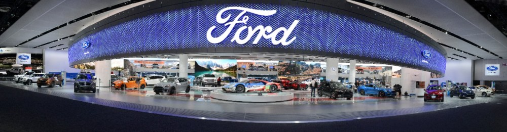 Ford and The North American International Auto Show Coverage #FordLatino