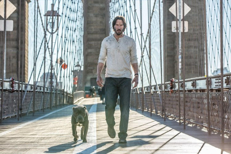 JOHN WICK 2 | Blu-ray/DVD Combo Pack Giveaway (CLOSED)
