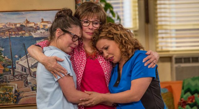 One Day At A Time: Isabella Gomez, Rita Moreno, Justina Machado
