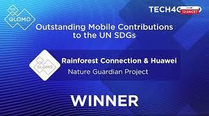 """El proyecto """"Nature Guardian"""" gana GSMA GLOMO por su destacada contribución móvil a los ODS de la ONU"""