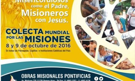 Colecta Mundial por las Misiones