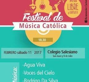 Festival  de Música Catòlica en Corrientes