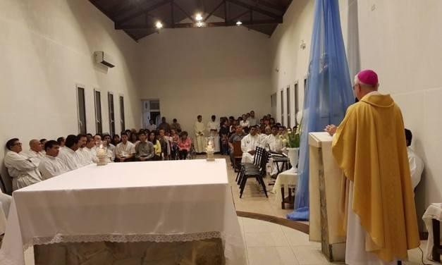 Homilía Mons. Stanovnik en la Misa de conmemoración de San Juan XXIII, patrono del Seminario Mayor