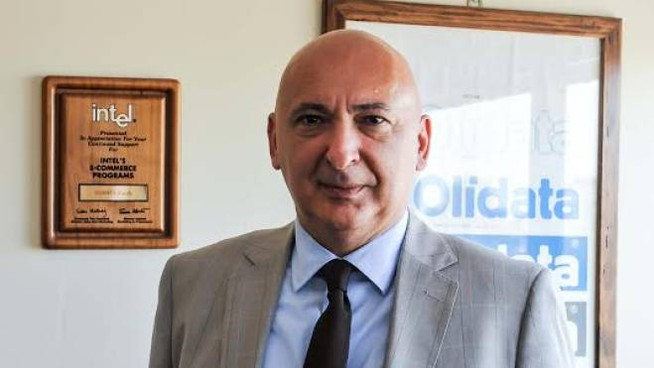 RICCARDO TASSI:UNA STORIA DI SUCCESSO. IL PRESIDENTE DI OLIDATA INSIGNITO DEL PRESTIGIOSO RICONOSCIMENTO ITALIA DEL MERITO