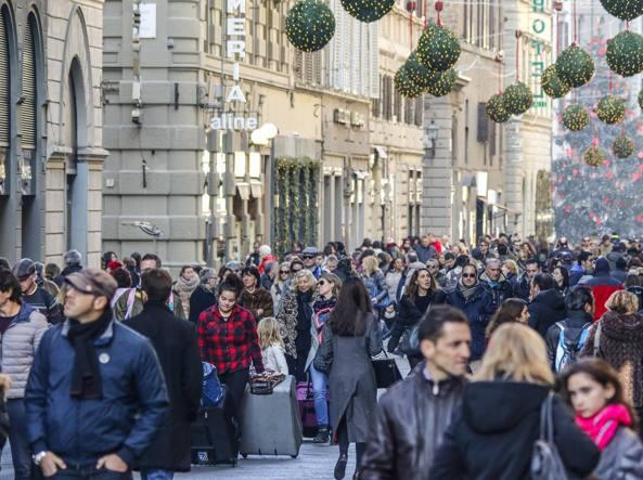 Risultati immagini per turismo Firenze al collasso