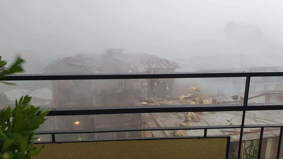 214366342 3034150740152162 2950825665009575440 n - Meteo Piemonte e Lombardia: ingenti danni per temporali di forte intensità. Grandine e vento devastano anche edifici
