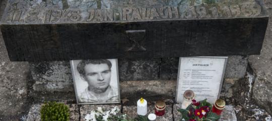 Cinquant'anni fa il sacrificio diJanPalach, martire dell'Europa libera