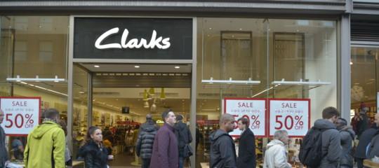 Clarksnon produrrà più scarpe nel Regno Unito, scrive ilTelegraph