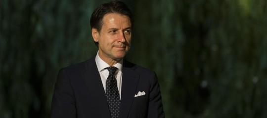 Conte:destituite di fondamento le notizie sulla fusioneLeonardo-Fincantieri