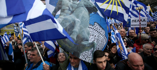 scontri atene macedonia