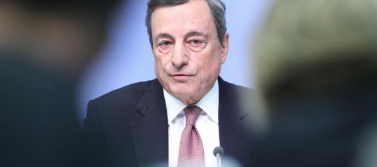 La fotografia di Draghi della situazione italiana: crescita, debito e sovranità monetaria