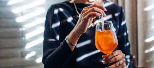 aperol spritzricetta bevanda anno