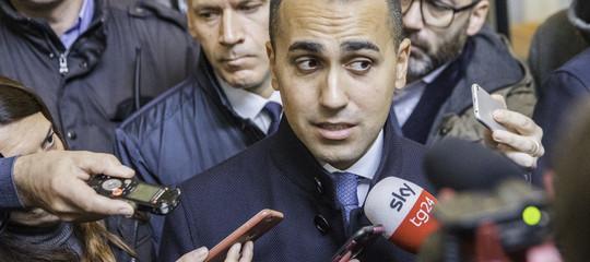 """Carige: Di Maio, """"Con soldi pubblici la Banca sarà dei cittadini"""""""
