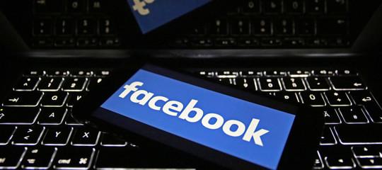 Cassazione Facebook