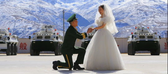 In Cina c'è un inaspettato boom deiweddingplanner