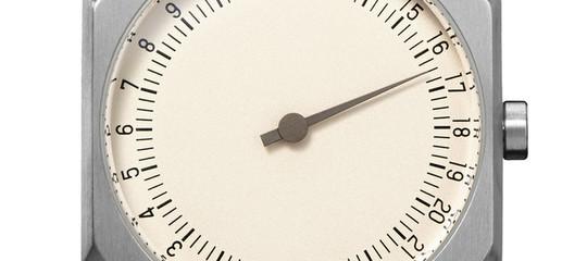 orologio senza minuti