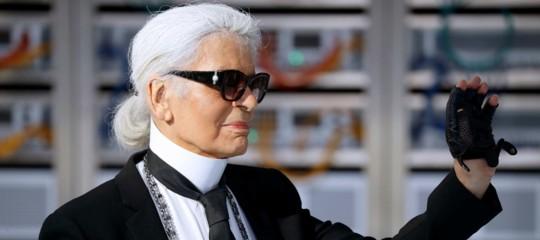 Moda: è morto KarlLagerfeld, leggendario stilistatedesco