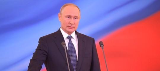 Mosca sospende il TrattatoInfsul nucleare dopo il ritiro Usa