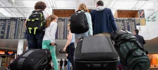 Nel 2018 è aumentato il numero degli italiani che sono andati in vacanza