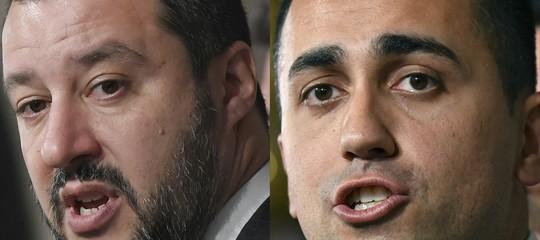 Salvini e Di Maio come un sol uomo nello schiaffo a Bankitalia eConsob
