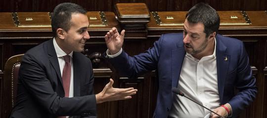 Salvini esclude una correzione alla manovra