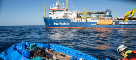 migranti salvini