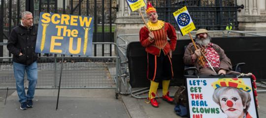 brexitwestminstermay bocciata