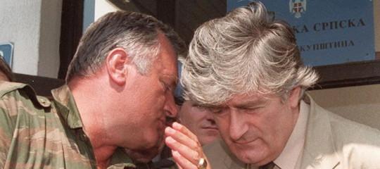 Karadzic condannato