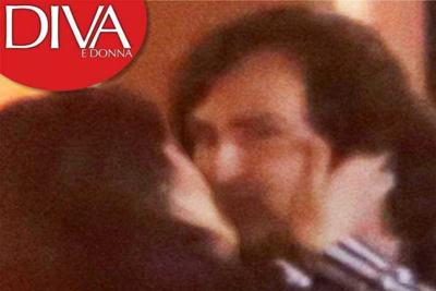 Isoardi e il bacio ad Alessandro