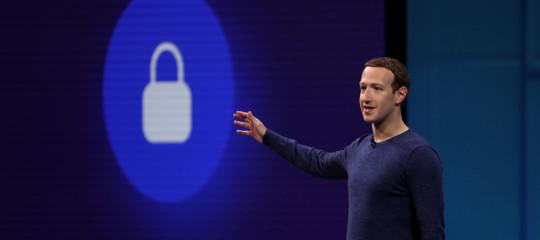 sicurezza personale zuckerbergfacebook