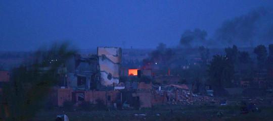 isis siria curdi