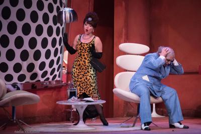 Alvise Casellati dirige il 'Don Pasquale', fino al 14 marzo al Carlo Felice