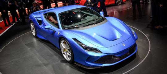 Suv, ibrida equattroporte: come saranno le Ferrari del futuro